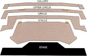 Barbican Theatre Seating Plan View The Seating Chart For