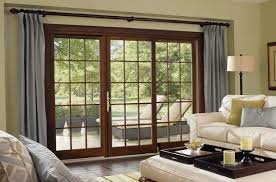3 panel french patio doors. 3 Panel Sliding Door Awesome French Transitional Living Room Throughout 7 Patio Doors