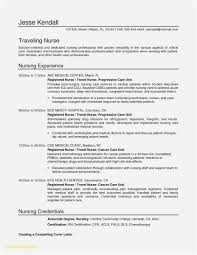 20 Nursing Resume Cover Letter Picture Latest Template Example
