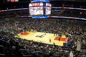 Capital One Arena Section 217 Washington Wizards