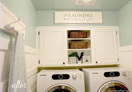 Diy Laundry Room Ideas Basement Laundry Room Makeover Ideas