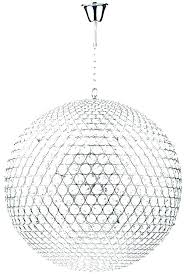 crystal globe chandelier globe chandelier with crystals globe chandeliers crystal chandelier round large architectural image globe