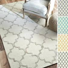 home and furniture glamorous nuloom trellis rug of nuloom handmade modern fancy wool 7
