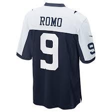 Romo Replica Tony Jersey Youth