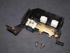 acura integra oem engine fuse box cover products 94 95 96 97 mazda miata oem engine fuse box
