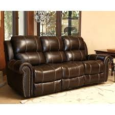 abbyson living leather sofa living leather power reclining sofa in brown abbyson living clayton reclining leather sofa dark brown