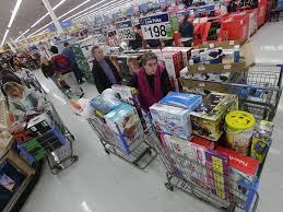Walmart schließt Filialen und hinterlässt enorme Versorgungslücken