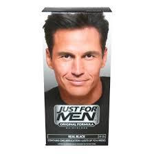 Just For Men Natural Real Black