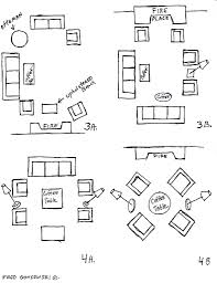 Placement Of Bedroom Furniture Furniture Arrangement In Small Living Room Gucobacom