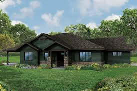 ranch house plan baileyville 30 976 front elevation