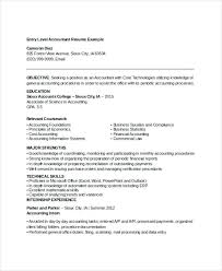 Accounting Student Resume Accounting Student Resume Samples Rmat A Enchanting Accounting Resume Examples