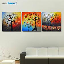 3 Панели Ван Гог настенная художественная <b>краска</b> ...