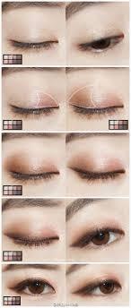 nice more asian makeup