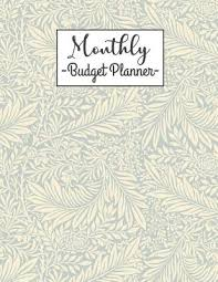 Monthly Budget Planning Monthly Budget Planner Monthly And Daily Budget Planner