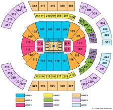 Bridgestone Arena Seating Chart Basketball Bridgestone Arena Tickets And Bridgestone Arena Seating