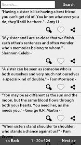 Best Sister Quotes Stunning Sister Quotes 48mobile