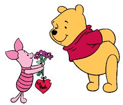 disney happy valentines day clip art. Contemporary Disney Piglet Winnie The Pooh Valentine Cards  In Disney Happy Valentines Day Clip Art I