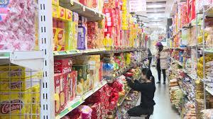 Thị trường bánh kẹo trước Tết Nguyên đán Tân Sửu - Đài Phát Thanh và Truyền  Hình Thái Bình