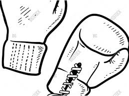 printable boxing gloves coloring pages page at free