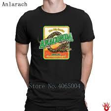 Anaconda Copy T Shirt Novelty Custom O Neck Basic Solid Mens Tshirt Summer Short Sleeve Sunlight Humor Hiphop Tops Tees Designs Find A Shirt From