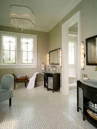 bathroom vanity side lights. example of a classic bathroom design in atlanta with black cabinets vanity side lights t