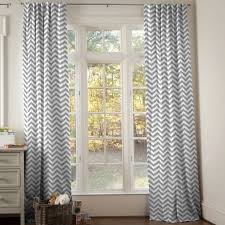 blackout shades baby room. Gorgeous Baby Room Decoration With Long White Artistic Blackout Curtains Of Glass Windows Using Frames Combine Brown Floor And Small Table Shades I