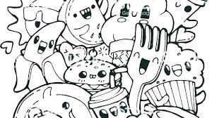 Kawaii Starbucks Coloring Pages Felszamolascom
