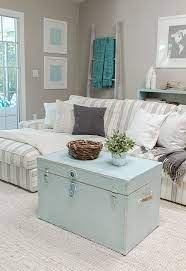 Pin this for ideas on old trunk coffee tables! 16 Old Trunks Turned Coffee Tables That Bring Extra Storage And Character