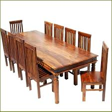 mexican dining table rustic pine furniture chairs room round
