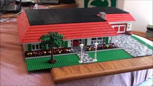 Lego Bedroom Custom Build Three Bedroom Two Bath Lego Suburban Home Cc