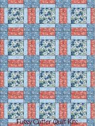 quilts X-Block | Quilts - Modern | Pinterest | Quilting ideas ... & Turquoise Blue Red Flowers Floral Fabric Fast Easy Beginner Pre-Cut Quilt  Blocks Top Kit Adamdwight.com