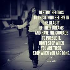 Destiny Quotes Enchanting Positive Quotes Destiny And Dreams Hall Of Quotes Your