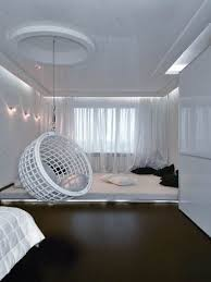 Small White Bedroom Chair Hanging Chairs For Bedrooms That You Must Try Now Traba Homes
