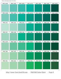 Kitchen Wall Color Pms 349 Or Pms 350 Pantone Color Chart