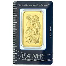 Buy Pamp Gold Bar 100 G Pick Up Vault Storage Delivery
