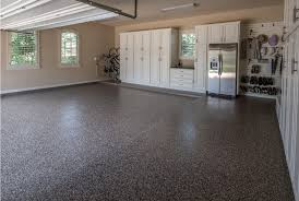 garage makeover ideas for water resistant floors