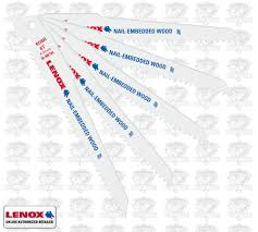reciprocating saw blades metal. lenox 656r 5pk 6\ reciprocating saw blades metal