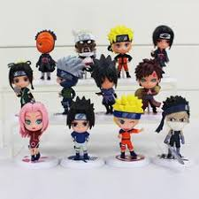 Size: 7 CM <b>Set of</b>: 6 Weight: 90 g | <b>Anime</b> | <b>Naruto</b>, <b>Anime</b> figures ...