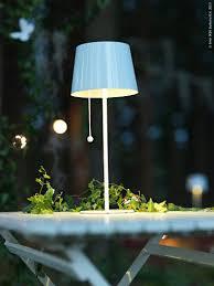 Tafellamp Earth Hour Och Ljusare Tider Livet Hemma Ikea Outdoor