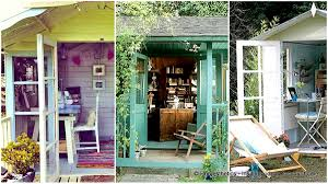 convert shed to office. Backyard Shed Office In Which You Would Love To Work Peaceful And Calm Convert B