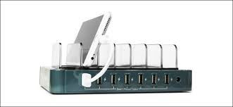 multi phone charging station. Multi Phone Charging Station T