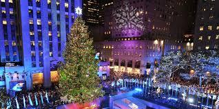 When Is Rockefeller Christmas Tree Lighting 2018 Rockefeller Christmas Tree Lighting This Year 2018 The
