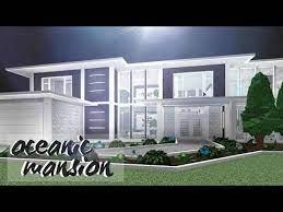 bloxburg oceanic mansion 72k you