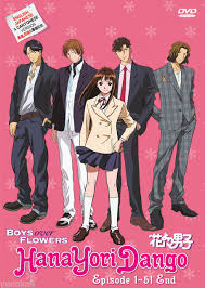 Image result for انیمه Boys Over Flowers