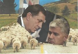 Image result for DRAGAN COVIC I MILORAD DODIK KAUBOJI