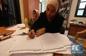 Feature: Young Palestinians learn Chinese to boost ties - Xinhua ...