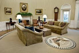 oval office rugs. Oval Office Decor Changes In The Last 50+ Years - Pictures Of From Every Presidency Rugs U