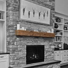 fireplace mantels by jh yoder timbers middlefield oh