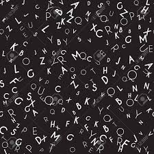 office wallpapers design 1. Perfect Design Random Letters Seamless Pattern Abstract Background With Alphabet  Creative Wallpaper Design In Office Style In Office Wallpapers Design 1