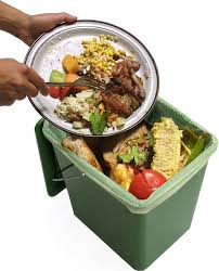 kitchen waste collection for composting